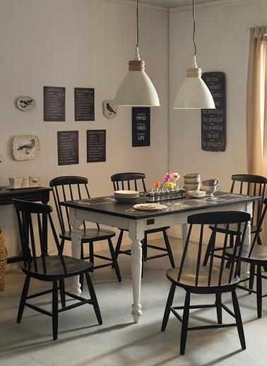 Warm Design Recipes Success Temalı Duvar Dekoru Siyah